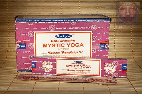 Satya Yoga Mystique 12x15gr