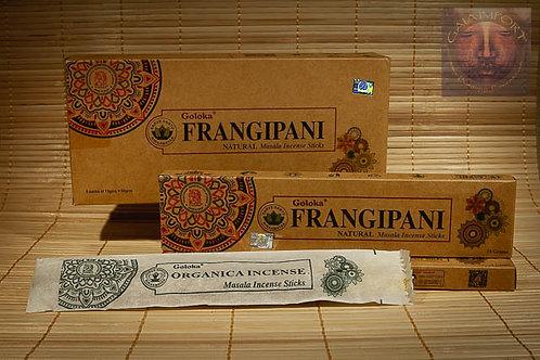 Goloka Frangipani Organica Masala