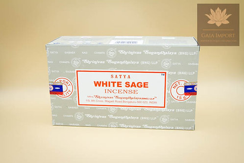 Satya Sauge Blanche 12x15gr