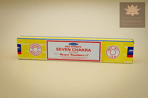 Satya Sept Chakras