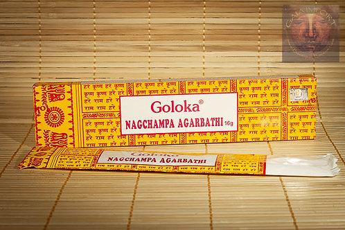 Goloka Nag Champa Masala 16gr