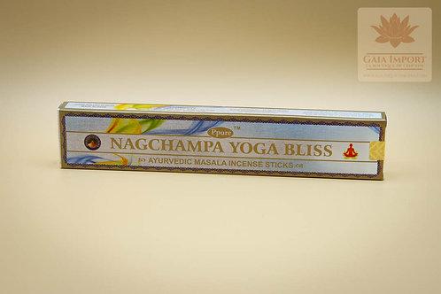 Ppure Nag Champa Yoga Bliss