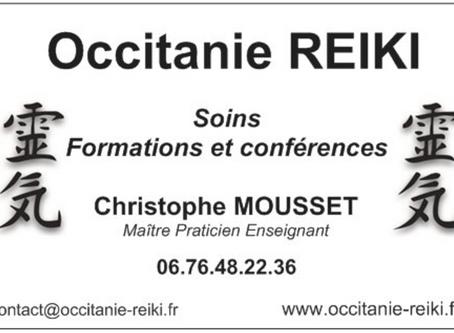 Occitanie REIKI