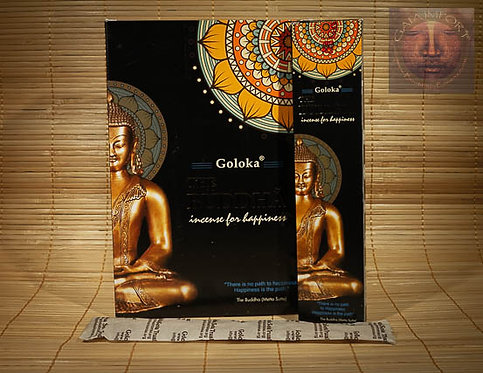 goloka bouddha black series
