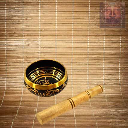 Copie de Copie de Bol tibétain en bronze moyen modèle