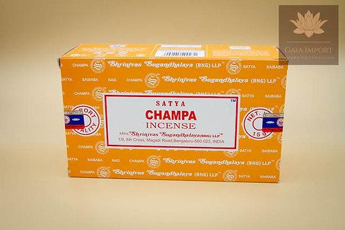 Satya Champa boite de 12x15gr