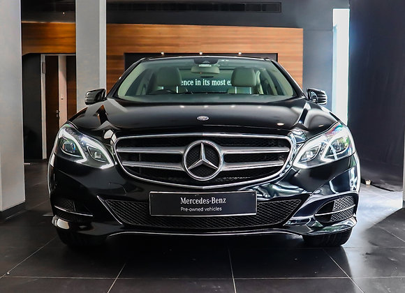 2016 Mercedes-Benz E 200 EDITION 1