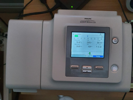 Medical equipment and healthcare: Part 1 bipap A40
