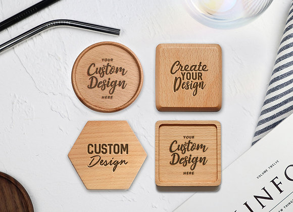 Create Your Custom Coaster