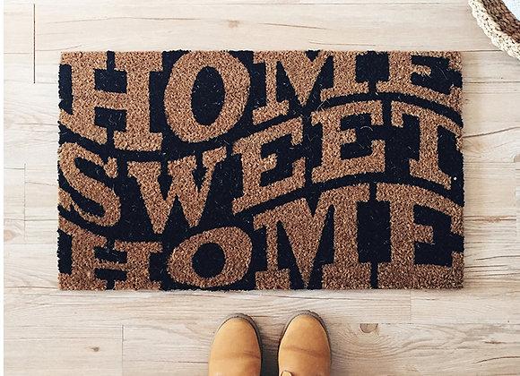 Home Sweet Home Coir Doormat