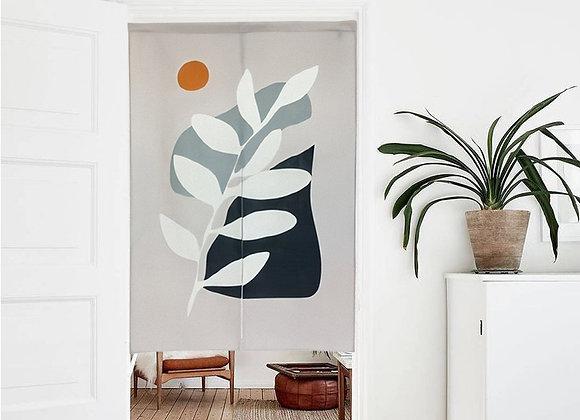 Nordic Door Curtain