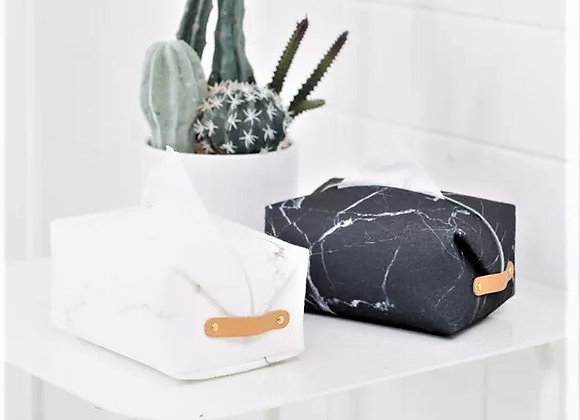 Marble Handle Tissue Cover
