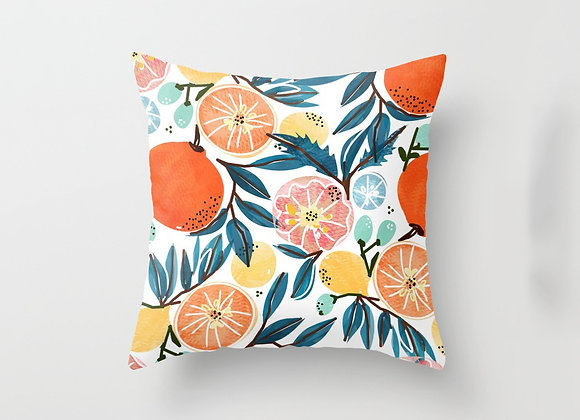 Citrus Cushion Cover