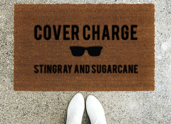 Cover Charge Coir Mat
