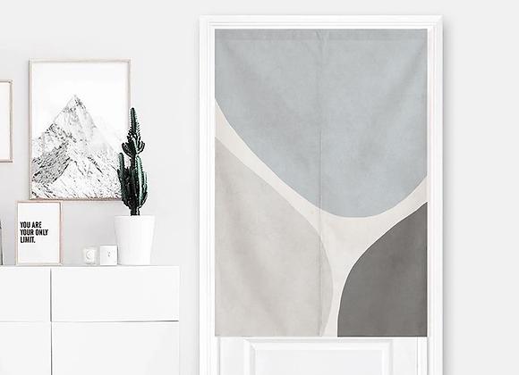 Tricolour Door Curtain