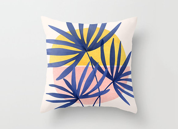 Palm Spring Cushion Cover