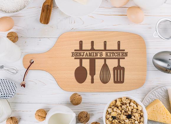 Kitchen Utensils Name Chopping Board