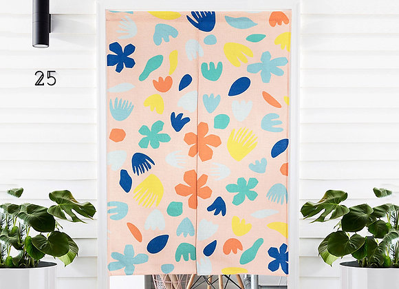 Meadow Door Curtain