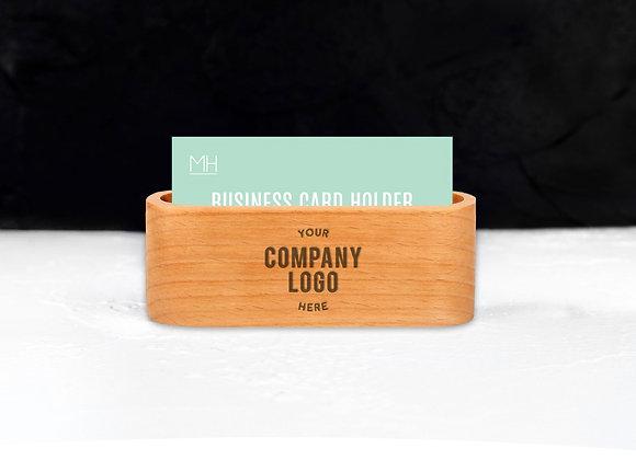 Company Logo Card Holder