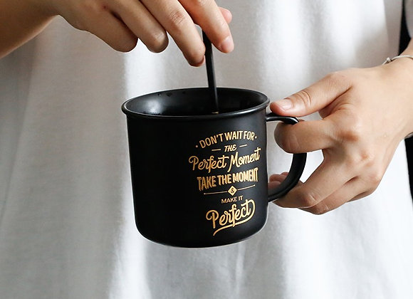 Perfect Moment Motivational Mug