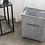 Thumbnail: Minimalist Grey Laundry Basket