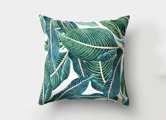 Leafy Cushion Cover
