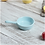 Thumbnail: Mini Ceramic Pan Saucer - Blue