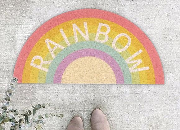 Rainbow Coil Mat