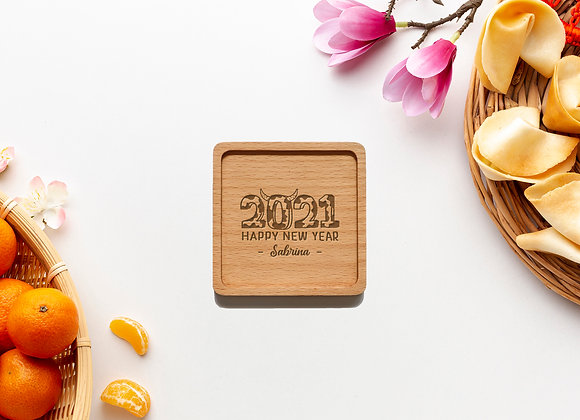 2021 HNY Coaster