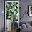 Thumbnail: Split Leaves Door Curtain