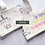 Thumbnail: (AS-IS) BBT Theme Cup Sleeve with Name