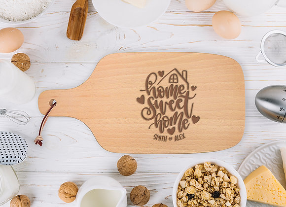 Home Sweet Home Chopping Board