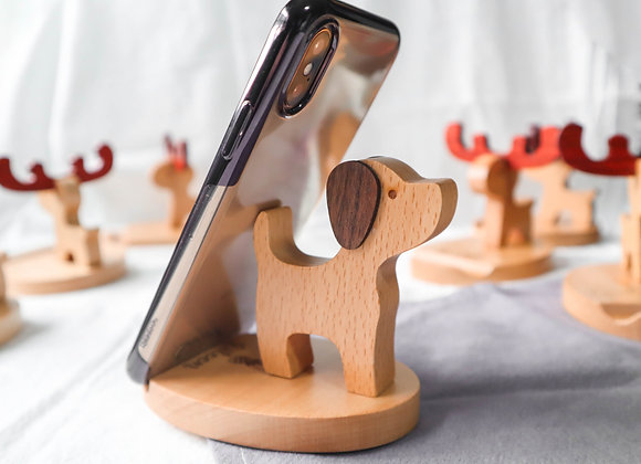 Personalised Dog Handphone Stand