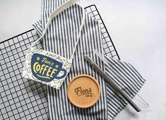 Coffee Lover Cup Sleeve Bundle