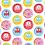 Thumbnail: Pac-Man 20cm Melamine Plate