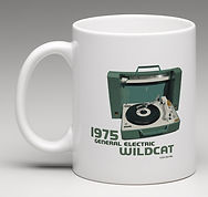 "General Electric Wildcat ""The Icons"" Coffee Mug"