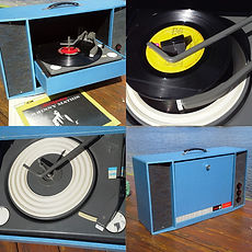 Symphonic Model 4-PN-55 Phonograph