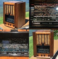 Fada Model 572 Radio