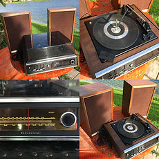 Panasonic Model SD-15 Stereo