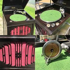 Brunswick Model 207 Phonograph