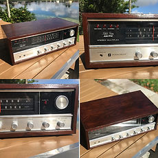 Penncrest Model 6912 AM/FM Stereo Receiver