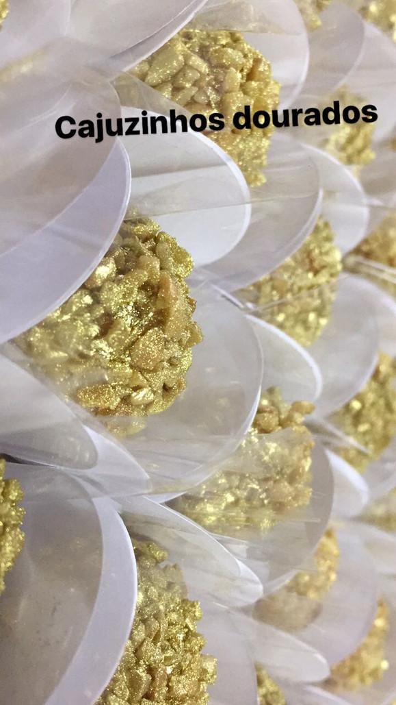 cajuzinho dourado