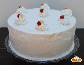 Torta Abacaxi com Coco