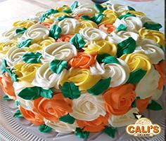 torta flores p