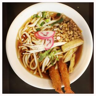 Udon Noodle Soup, Yongpyong