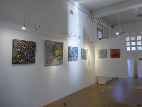 Exposition collective à Auvillar