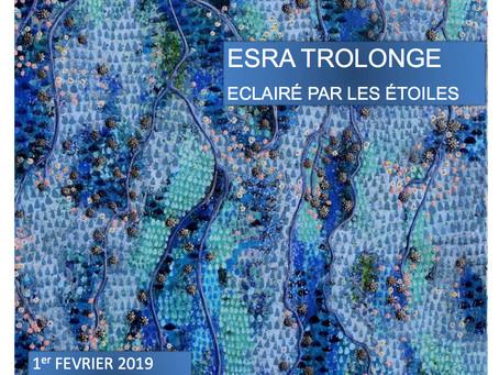 Esra Trolonge exposition à la galerie 7 AB