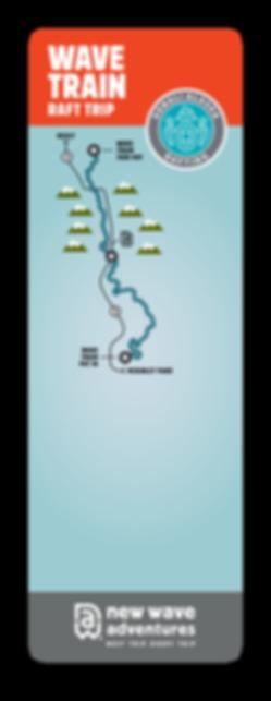 Wave Train Rafting Trip