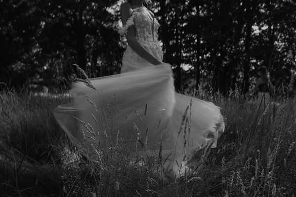 Berta Wedding Dress Luxury Wedding Photography UK - finn & the fox photograph
