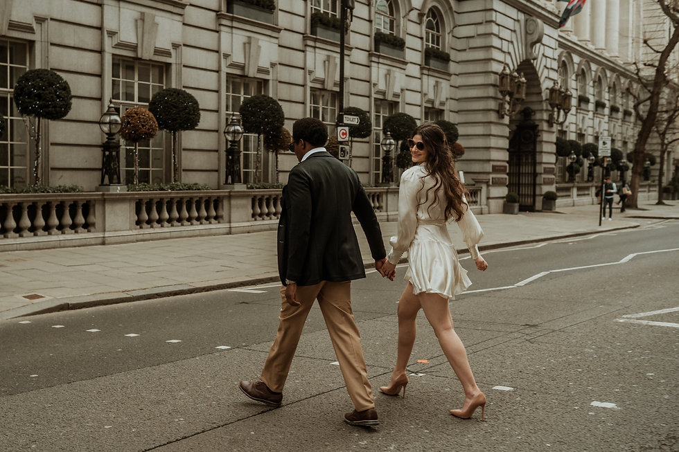 Wedding Photography at the Rosewood Hotel in London